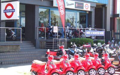 Vespa Sale Continues until August 31st