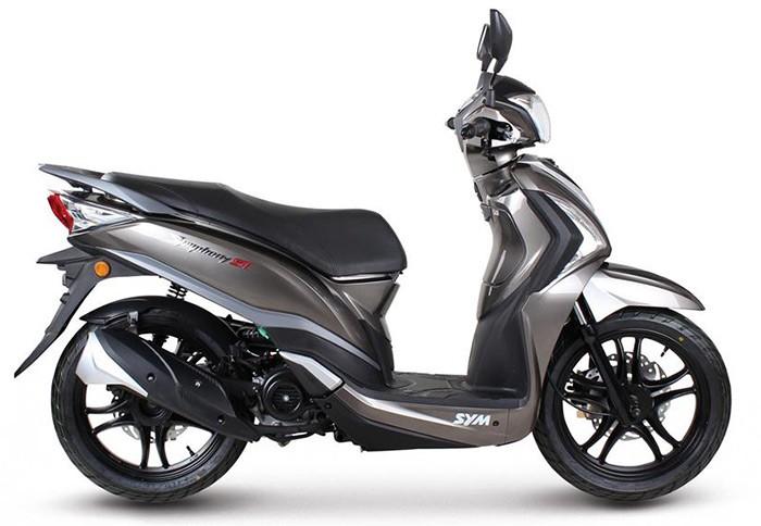SYM ST200i
