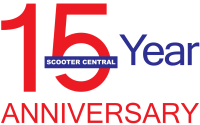 15 Years of Scooter Central!