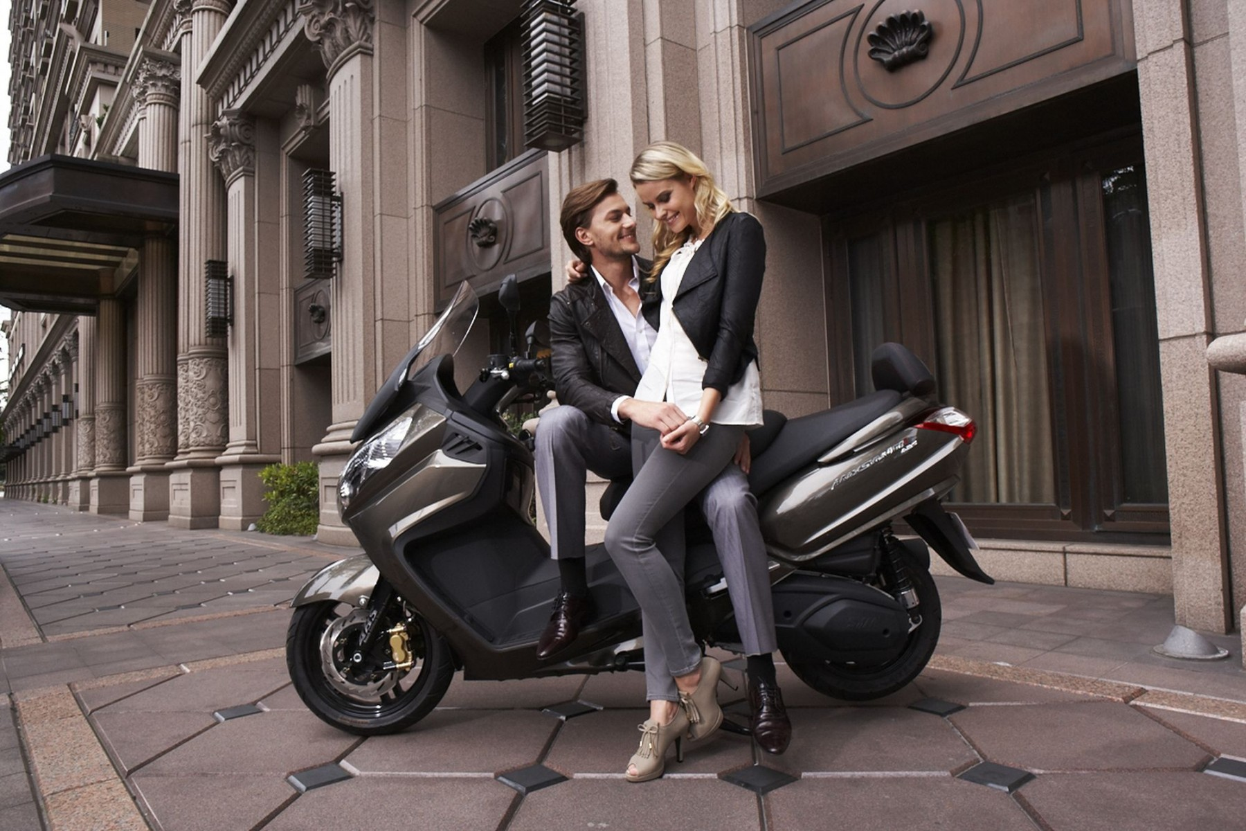 SYM Maxsym 400 - Scooter Central | Your One-Stop Scooter Shop!