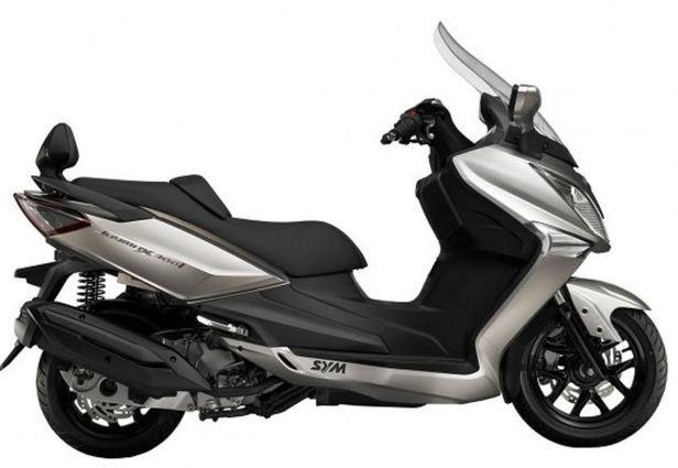 SYM GTS 300i