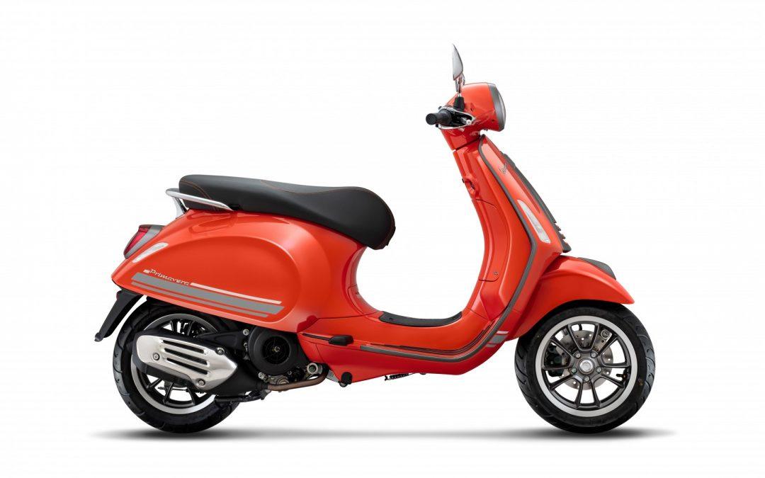Vespa Primavera S Special Edition 150 iGet ABS