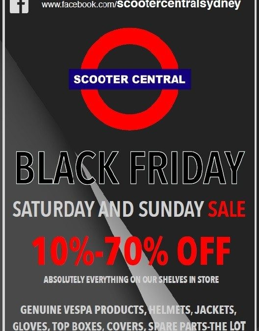 Black Friday Sale All Weekend On Now