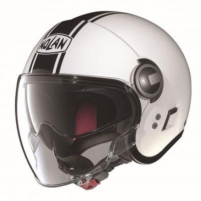 Open Face Helmets